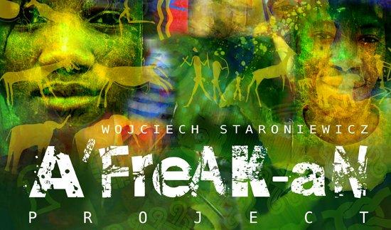 A'freak-an Project z Leszkiem Możdżerem w BrukseliA'freak-an Project feat Leszek Możdżer in Bruxelles